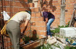 Taubaté faz mutirão de fiscalização e de combate ao Aedes aegypti Foto: Divulgação