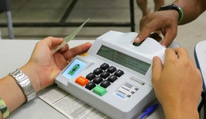biometria cartório eleitoral